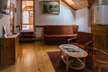 Szállás Szekszárdon a Nádasdi Házban - 2. szoba